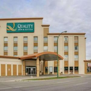 Century Arena Winnipeg Hotels - Quality Inn And Suites Winnipeg