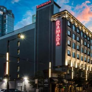 Hotels near Celebrities Nightclub Vancouver - Ramada Vancouver Downtown