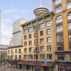 Canvas Lounge Hotels - Ramada Limited Vancouver Downtown