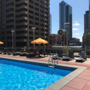 Hotels near Southern Alberta Jubilee Auditorium - Ramada Plaza By Wyndham Calgary Downtown