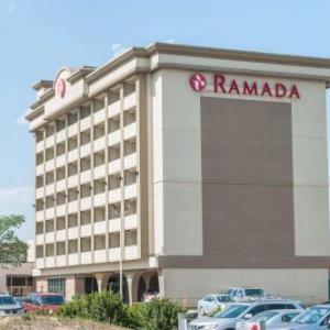 The Ranch Roadhouse Hotels - Ramada By Wyndham Edmonton South