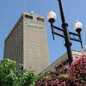 West End Cultural Centre Hotels - Radisson Hotel Winnipeg Downtown