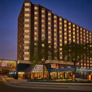 Hotels near Mississauga Civic Centre - Delta Hotels by Marriott Toronto Mississauga