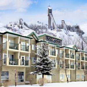 Hotels near Canada Olympic Park - Four Points By Sheraton Hotel & Suites Calgary West