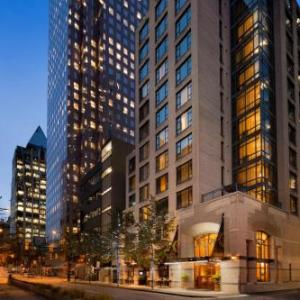 Hotels near FIVESIXTY Vancouver - Hotel Le Soleil By Executive Hotels