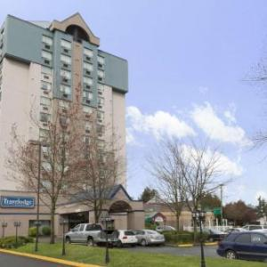 River Rock Casino Resort Hotels - Travelodge By Wyndham Vancouver Airport