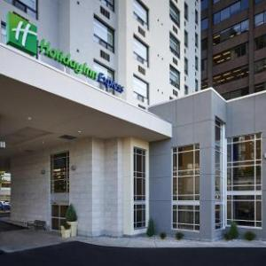 Chrysler Theatre Hotels - Holiday Inn Express WINDSOR WATERFRONT