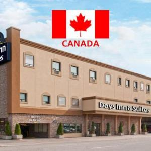 Essar Centre Hotels - Days Inn & Suites Sault Ste. Marie