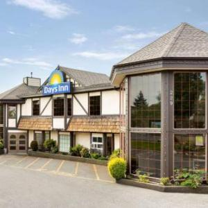 Hotels near UVic Student Union Building - Days Inn by Wyndham Victoria Uptown