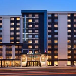 Fairfield Inn by Marriott Montreal Downtown
