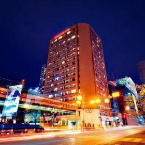 Hotels near Canon Theatre - Bond Place Hotel