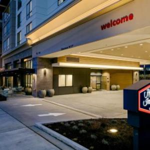 Northgate Mall Seattle Hotels - Hampton Inn & Suites by Hilton Seattle/Northgate