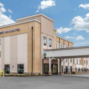 Comfort Inn & Suites Schenectady -Scotia