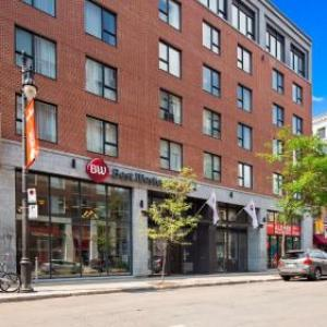 Just for Laughs Museum Hotels - Best Western Plus Hotel Montreal