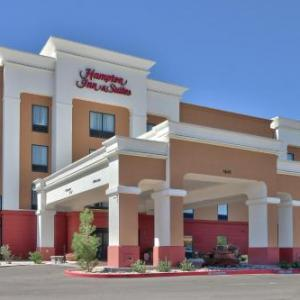 Hampton Inn & Suites Las Cruces I-10 Nm