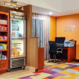 Fairfield Inn And Suites Lexington Berea
