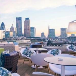 Hotels near Guildhall London - Montcalm Royal London House-City of London