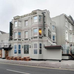 Hotels near Weston super Mare Beach - Cabot Court Hotel Wetherspoon