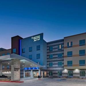 Fairfield Inn & Suites by Marriott Austin Buda