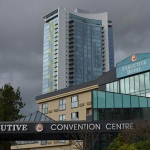 Pacific Coliseum Hotels - Executive Suites Hotel Burnaby