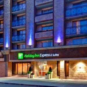 Kerby Centre Hotels - Holiday Inn Express and Suites Calgary