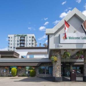 Parkinson Recreation Centre Hotels - Sandman Hotel Kelowna