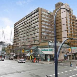 Hotels near Rickshaw Theatre - Sandman Hotel Vancouver City Centre