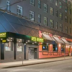 Hotels near Celebrities Nightclub Vancouver - Comfort Inn Downtown