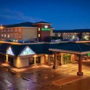 Hotels near Better Than Fred's Grande Prairie - Sandman Hotel Grande Prairie