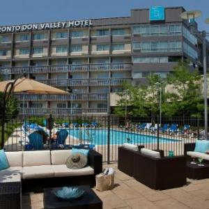 Hotels near Thorncliffe Banquet Centre - Toronto Don Valley Hotel