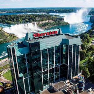 Dwyer Arena Hotels - Sheraton on the Falls Hotel