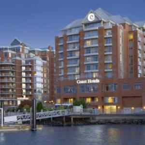Coast Victoria Hotel And Marina By Apa