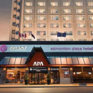 Hotels near Rogers Place - Coast Edmonton Plaza Hotel by APA