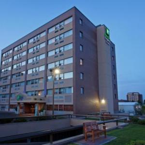 Holiday Inn Express Hotel & Suites Saint John Harbour Side