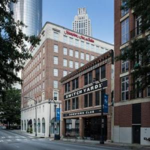 Hampton Inn And Suites Atlanta-downtown