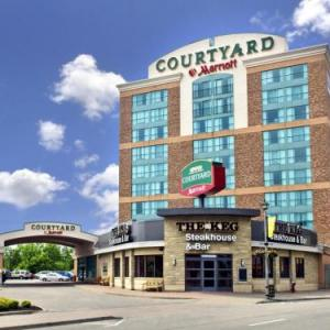 Niagara Falls Memorial Arena Hotels - Courtyard by Marriott Niagara Falls