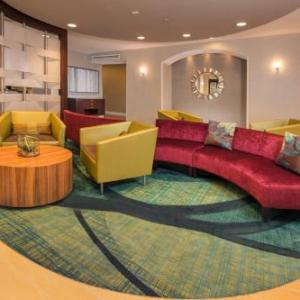 Maryland Soccerplex Hotels - Springhill Suites By Marriott Gaithersburg