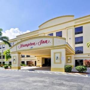 Eissey Campus Theater Hotels - Hampton Inn Palm Beach Gardens