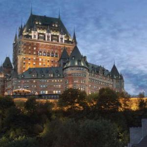 Le Capitole de Quebec Hotels - Fairmont Le Chateau Frontenac