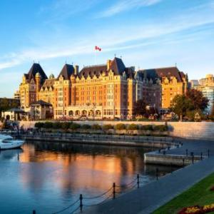 The Distrikt Victoria Hotels - Fairmont Empress Hotel