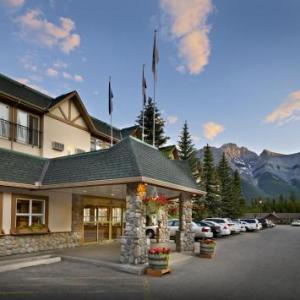 Hotels near Centennial Park Canmore - Coast Canmore Hotel & Conference Centre