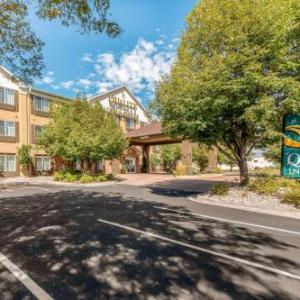 Hotels near Sonny Lubick Field at Hughes Stadium - Quality Inn & Suites Fort Collins