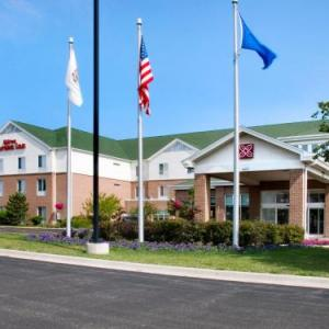 Fox Valley Repertory Hotels - Hilton Garden Inn St. Charles
