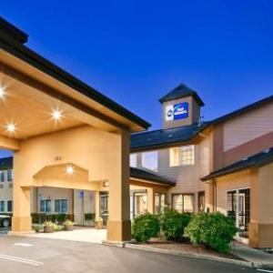 Best Western Dallas Inn And Suites