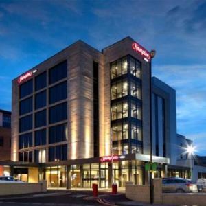 Slessor Gardens Hotels - Hampton By Hilton Dundee