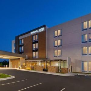 Hotels near UGA Tifton Campus Conference Center - SpringHill Suites by Marriott Tifton