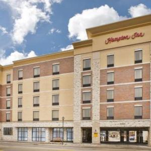 Ford Conference and Event Center Hotels - Hampton Inn By Hilton Detroit Dearborn Mi