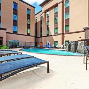 Hampton Inn & Suites Houston I-10 West Park Row Tx