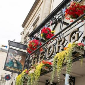 Hotels near Cheese and Grain Frome - George Hotel