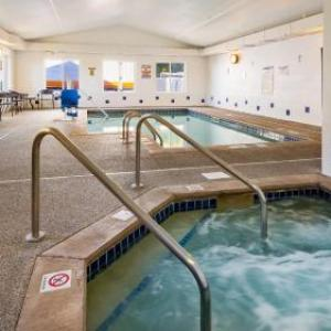 Flying Cloud Airport Hotels - Best Western Eden Prairie Inn